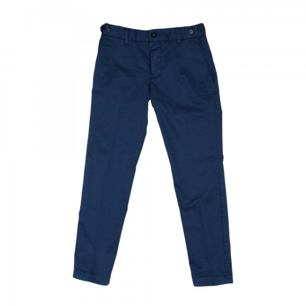 Myths - Pantalone chino blu navy