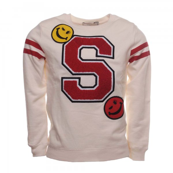 Stella Mccartney - FELPA COLLEGE BAMBINO E TEENAGER
