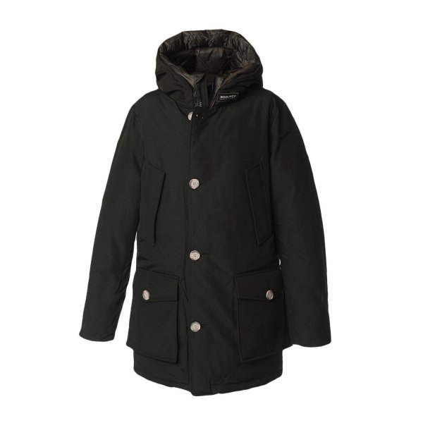 Woolrich - ARCTIC PARKA NF BOY ANTRACITE