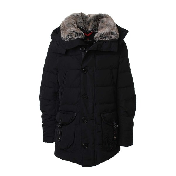 Peuterey - PARKA MERCER NERO JUNIOR