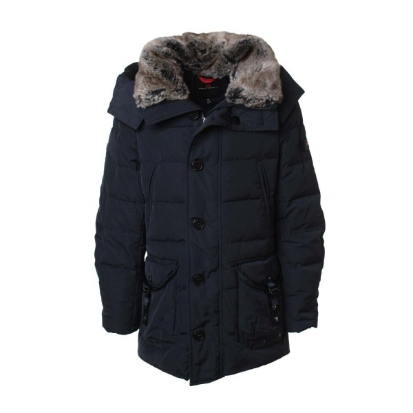 Peuterey - PARKA MERCER BLU JUNIOR