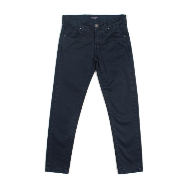 Aston Martin - JEANS JUNIOR BLU SCURO