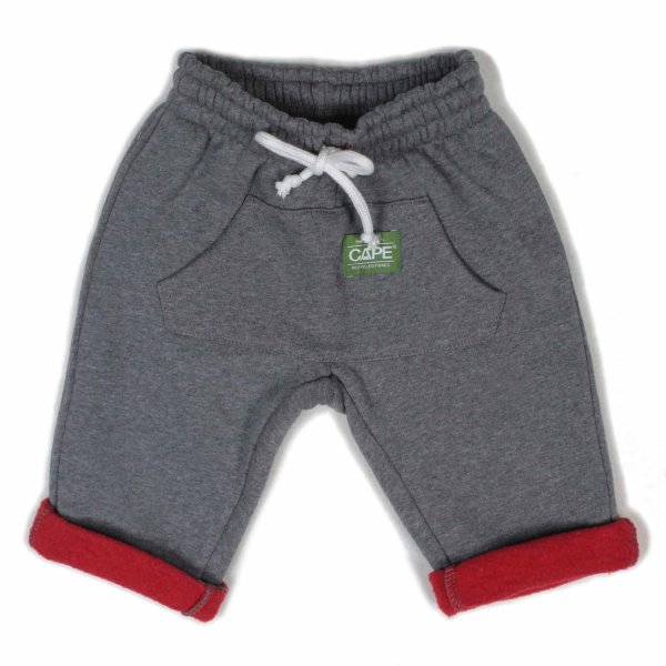 Cape - SHORTS JUNIOR GRIGIO SCURO
