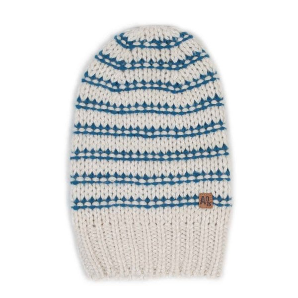 American Outfitters - CAPPELLO PANNA E BLU