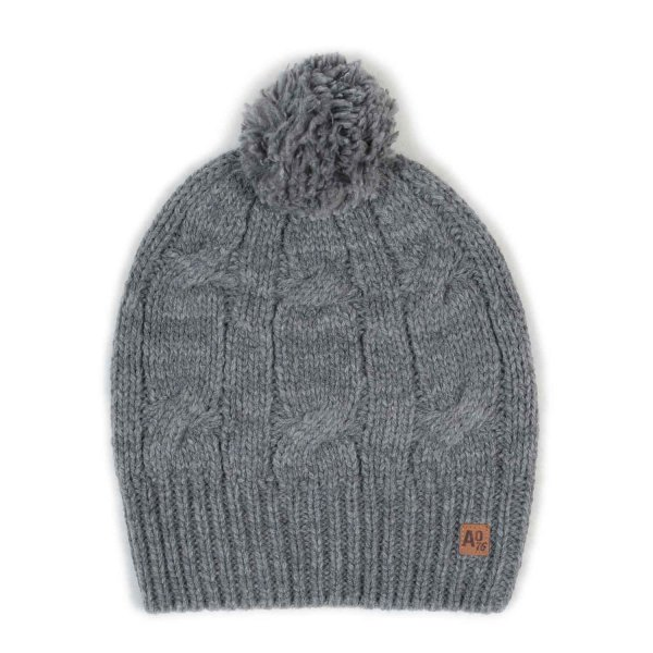 American Outfitters - CAPPELLO BOY GRIGIO