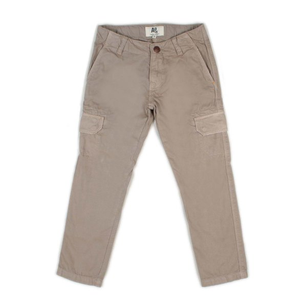 American Outfitters - PANTALONE BOY BEIGE