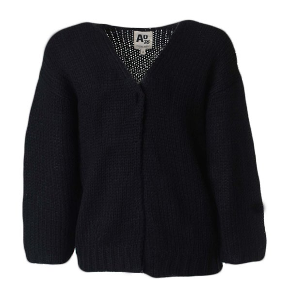 American Outfitters - CARDIGAN BLU GIRL