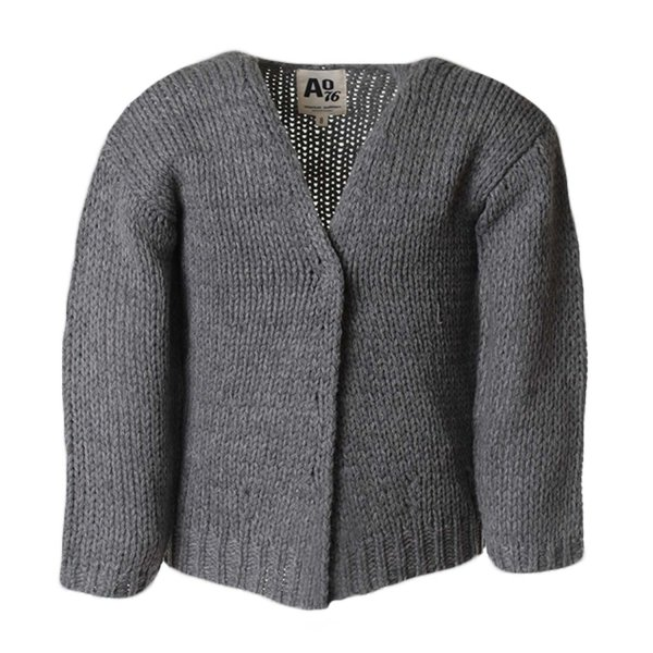 American Outfitters - CARDIGAN GRIGIO GIRL