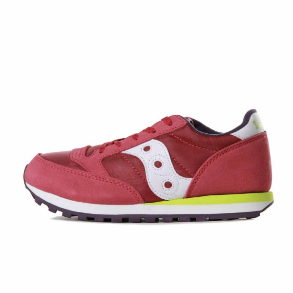 Saucony - SNEAKER GIRLS JAZZ ROSSE