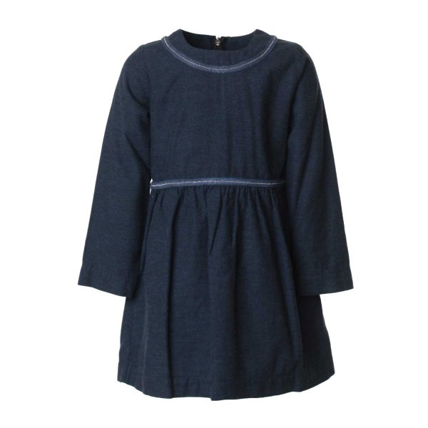 Olive - Vestito principessa cotton blue