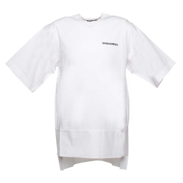 Dsquared2 - T-SHIRT SWAG BOY BIANCA