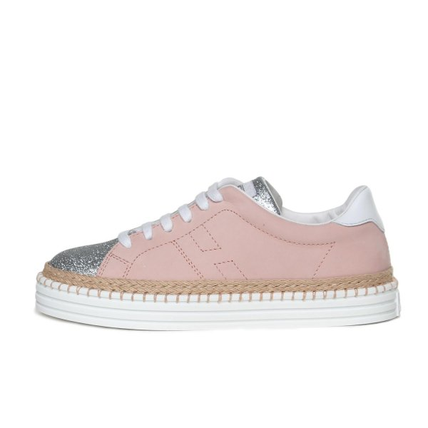 Hogan Rebel - SNEAKER R260 JUNIOR ROSA
