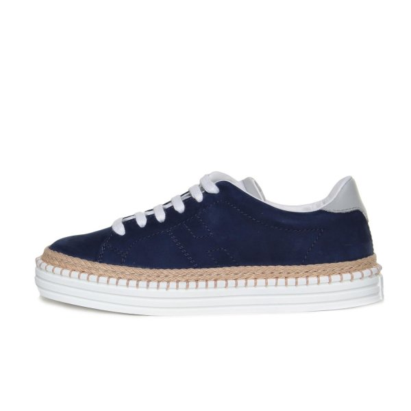 Hogan Rebel - SNEAKER R260 JUNIOR BLU