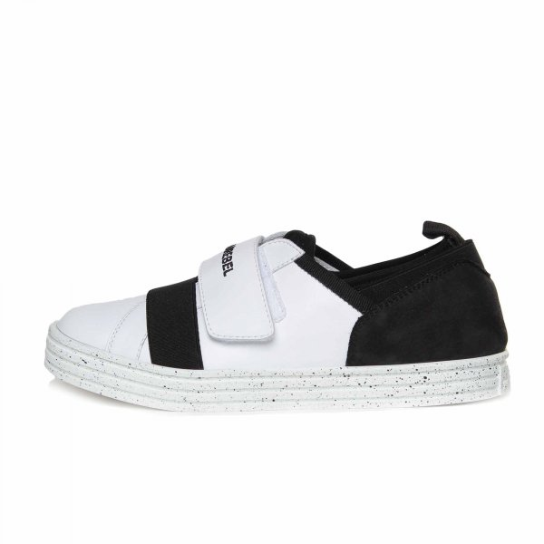 Hogan Rebel - SNEAKER R141 Jr A STRAPPO