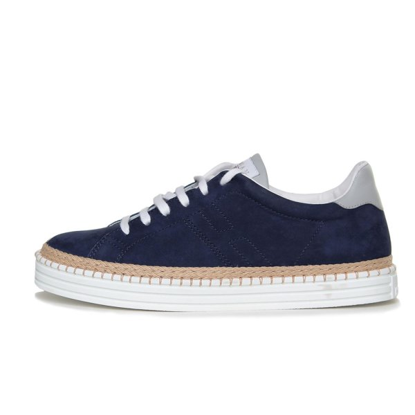 Hogan Rebel - SNEAKER R260 TEENAGER BLU