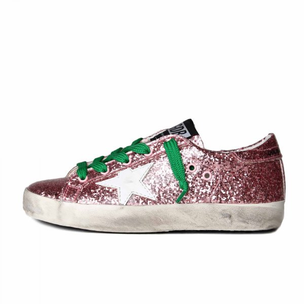 Golden Goose - SUPERSTAR JUNIOR ROSA