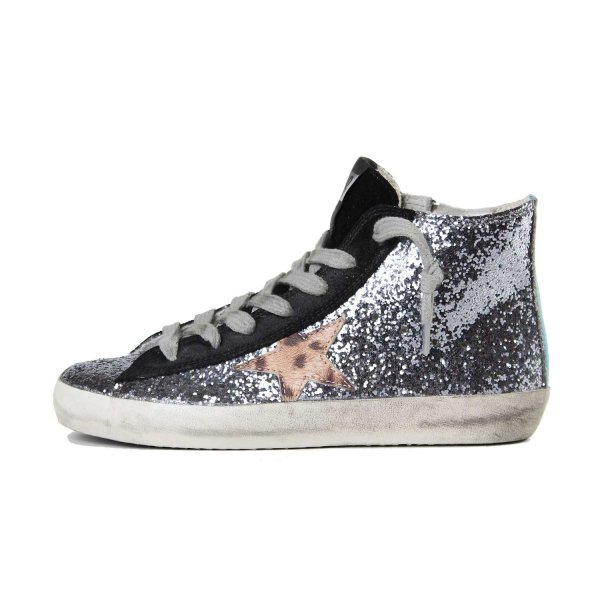 Golden Goose - FRANCY HA2 GLITTER JUNIOR