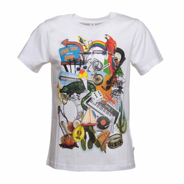 Stella Mccartney - T-SHIRT MUSIC BAMBINA